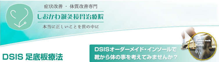 DSISインソール